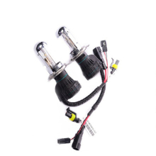 a pair 55W H4 hi/lo lamp H13 9004/9007 H4-3 HID Bi xenon bulb Conversion HID Headlight 4300K 6000K 8000K 10000K