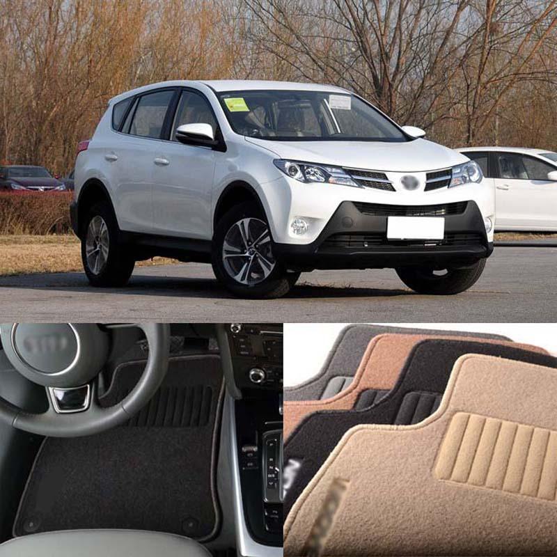 3db prémium autószövet Nylon csúszásgátló padlószőnyegek a - Autó belső kiegészítők