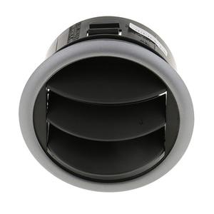 Image 4 - 車ベントダッシュボード空調偏向器出口側スズキ SX4 スウィフト 2005 2013 用 360 ° 回転車アクセサリー