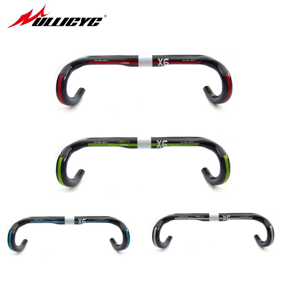 ULLICYC Road carbon Handlebar Bike Cycling Handlebar bicycle handlebar UD Carbon Bar Bike Accessories 440/420/400mm free ship carbon bicycle handlebar ud bicycle road handlebar mtb bike handlebar grips bike accessories 28 6 400 420 440mm steering wheel