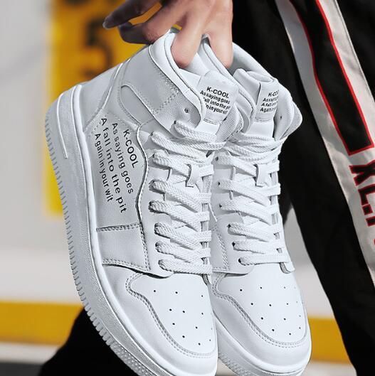 Обувь корейской версии хип-хоп обувь мода обороны HOO1-HOO3