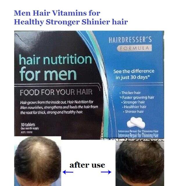 Австралия Парикмахерская Формула Волос Питание Для Мужчин Вегетарианские Волос Витамин Supports Healthy Stronger Блестящими Волосами
