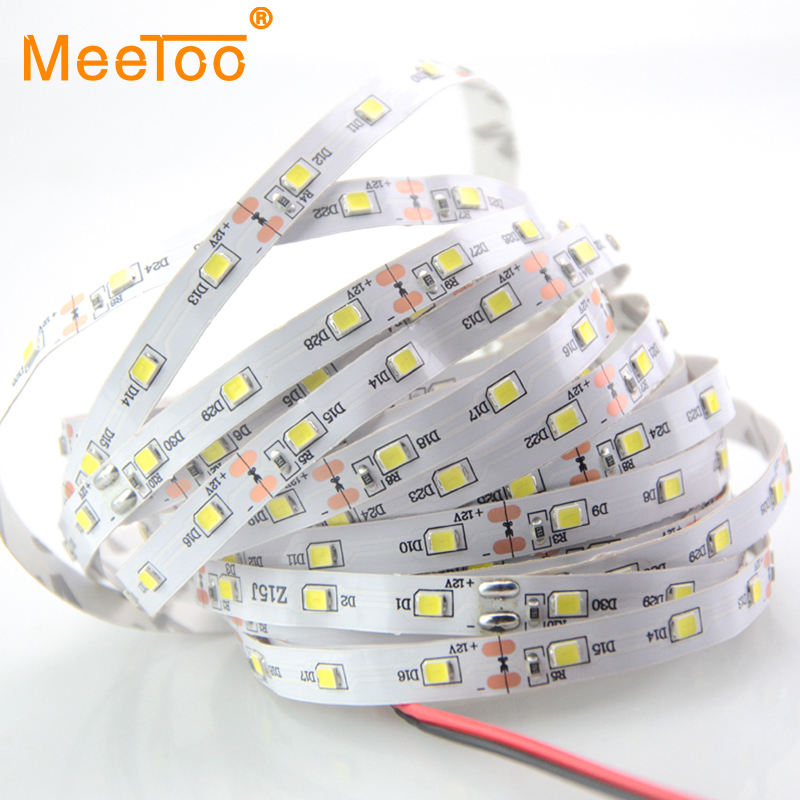 Newest LED strip light ribbon single color 5 meters 300led ...