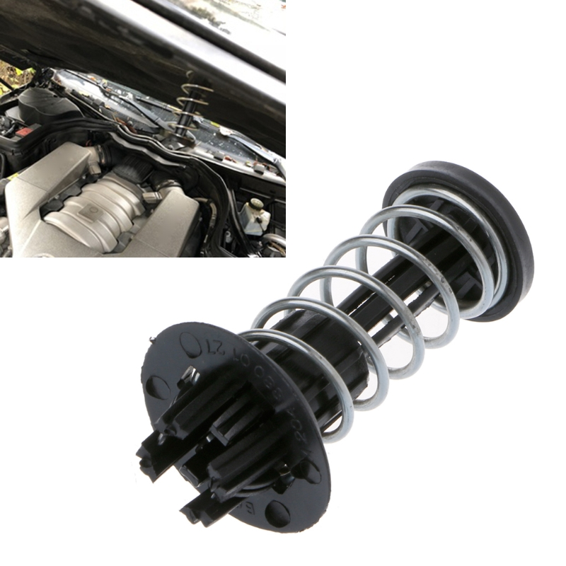 NEW 1pc Hood Spring For Mercedes C E GLK SL Class W204 W212 R231 X204 2048800227
