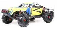 baja 5T 30.5CC with nice roll cage