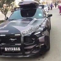 Big Camouflage custom car sticker bomb Camo Vinyl Wrap Car Wrap With Air Release bomb sticker Car Body Sticker
