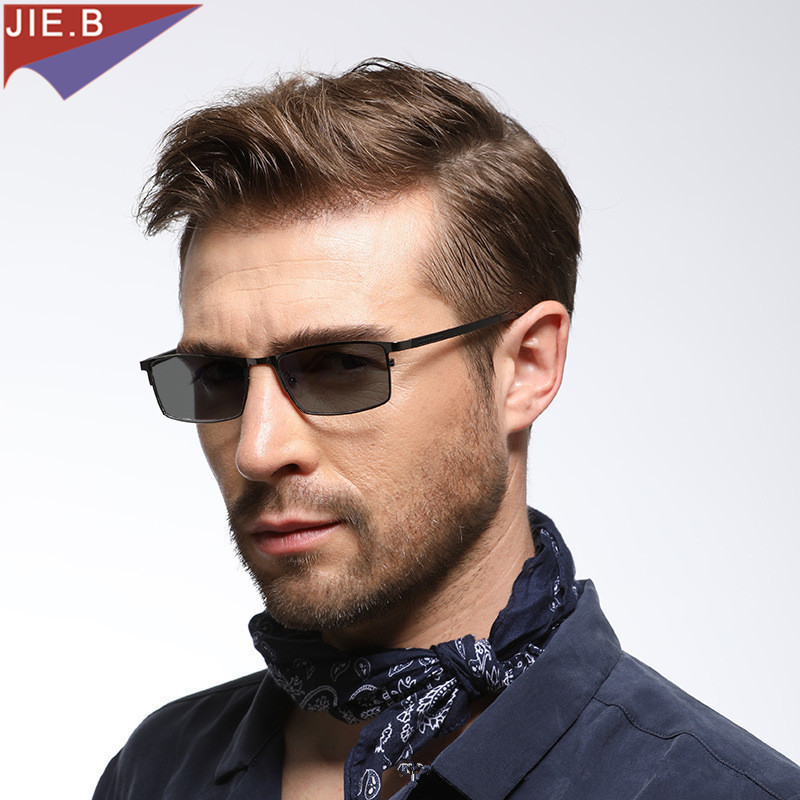 Image 2 - 2019 New Transition Sunglasses Photochromic Reading Glasses Men Women Presbyopia Eyewear  Anti scratch Coating Lens +1.0 To +5.0-in Women's Reading Glasses from Apparel Accessories on AliExpress