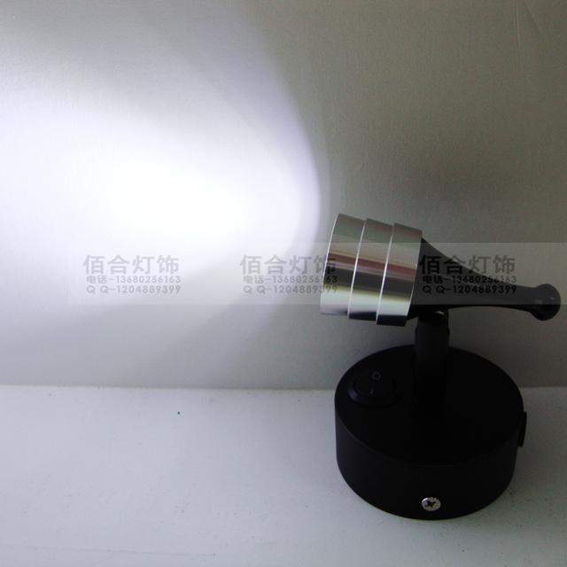 NUEVA batería Incorporada de litio ZZF115 LED spotlight propio poder de Emergencia viene con ajuste pared rejilla de luz de calle de energía inalámbrica l