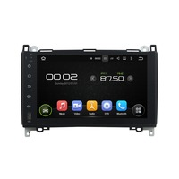 9 Inch 2 Din Android 5 1 Car Multimedia Player 4 Core For BENZ B200 Free