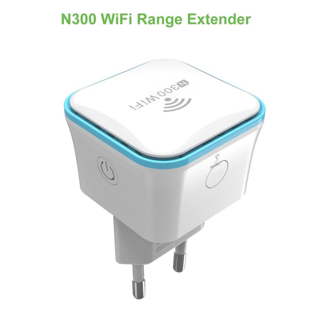 Meross Wifi-Signal-Booster Repeater Wifi-Range Wireless 300mbps Extender Eu-Plug Type