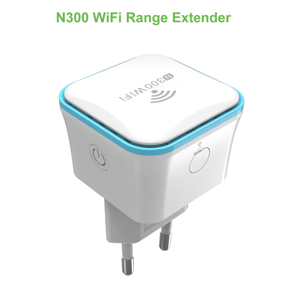 US $14 99 |WiFi Range Extender, 300Mbps Wireless Repeater, WiFi Signal  Booster, 2 4GHz, EU Plug Type Meross MRE120-in Access Points from Computer  &