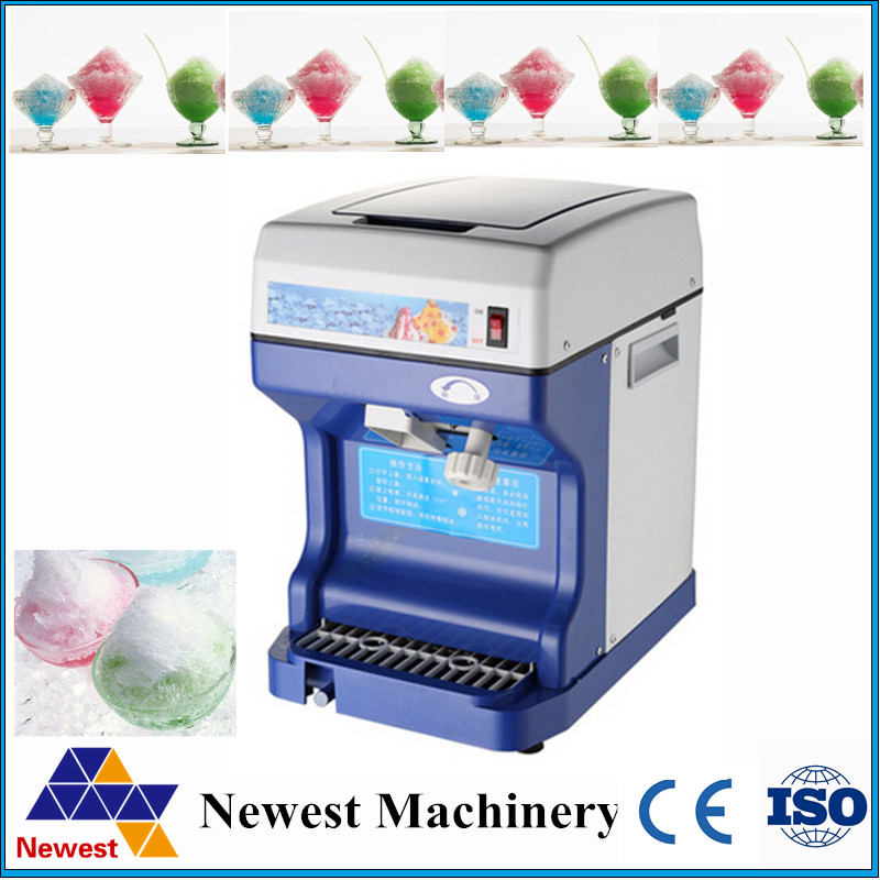 free shipping commercial use stainless steel ice shaver machineice crusher machineice shaving machine for sale