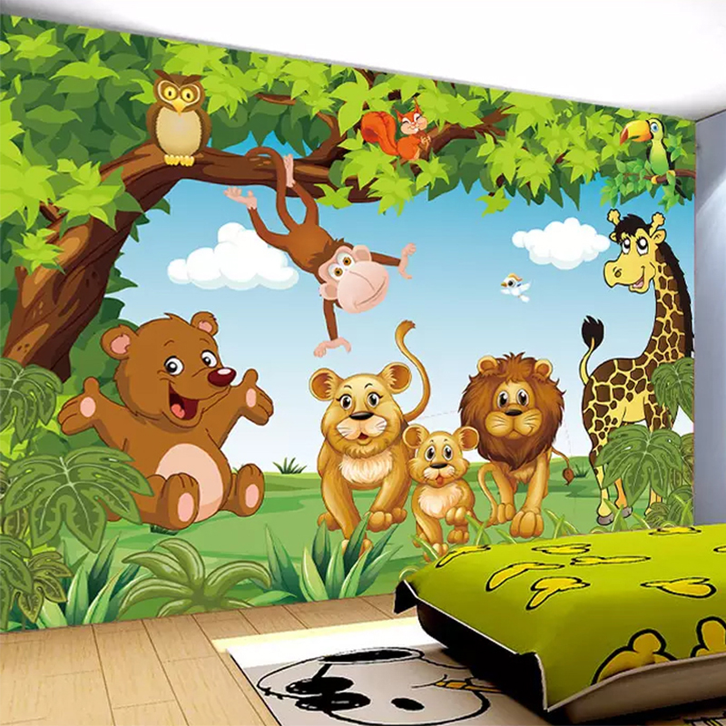 Aliexpress.com : Buy Custom Any Size Murals Wallpaper 3D