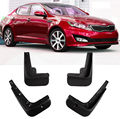 Fit para 2011 2012 2013 kia optima sx sx-l híbrido protetor mudguards mud flap flaps splash guard fender