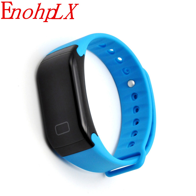 F1 Smartband Heart Rate Monitor Smart Wristband Bracelet Health Wrist Watch Call Alarm V ...
