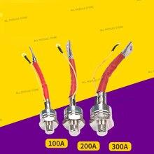 KP100A KP200A KP300A новое и оригинальное 100A 200A 300A 1600 в 3CT кремниевый выпрямитель спиральный диод тиристор