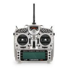 Frsky ACCST Taranis X9D PLUS 16CH 2.4GHz Transmitter with X8R Receiver Mode 2 For Racing Drone