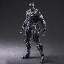 цена 2018 Marvel Avengers Infinity War PLAY ARTS 27cm Black Panther Super Hero Action Figure Model Toy онлайн в 2017 году