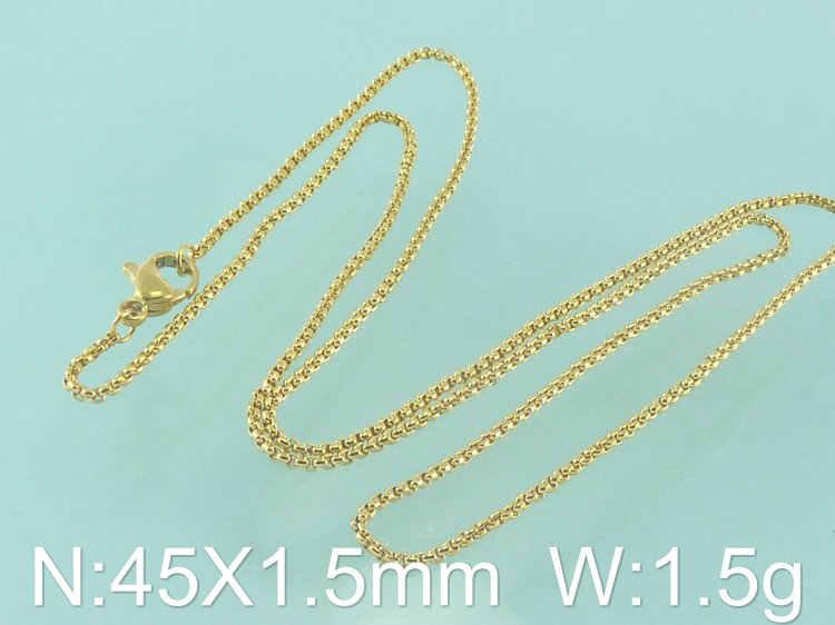 Accessoires Hot Selling Groothandel Rvs Mode Voor Vrouwen Meisje Kostuum Sieraden NCCAACAG