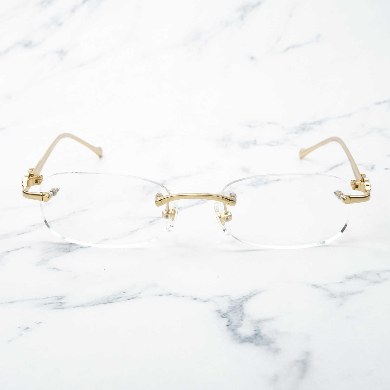 468bd52b009 Retro Panther Glasses Men Luxury Glasses Frame for Women Decoration Trendy  Eyeglasses Wholesale Oculos De Sol