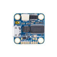 Controlador mpu6000 do voo de iflight succex micro f4 v1.5 2 4s stm32f411 com osd/8mb blackbox/5v 2.5a bec/m3 furo para o zangão de fpv