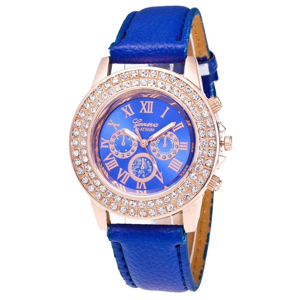 Watch Candy Color Male And Female Strap Wrist Watch  Reloj de las muchachas women watch  oct.10