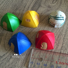 G06-X751 children baby gift Toy 1:12 Dollhouse mini Furniture Miniature rement outdoor tent 1pcs