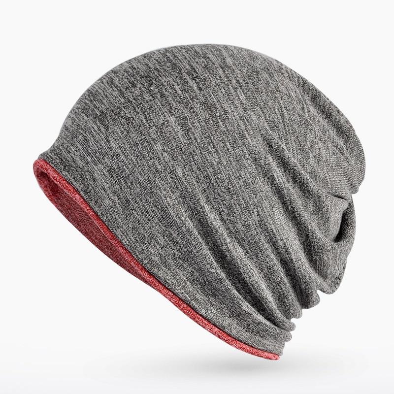 Mehed õues Sport Jalgrattasport Skullies Wraps Naised Kevad Suvi Sügis Hiphop Punk Rock tavaline Beanie mütsid