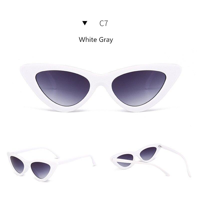 dde1a71db14 HTB1zZZUkWagSKJjy0Fgq6ARqFXa6 UVLAIK Fashion Cat Eye Sunglasses Women Brand  Designer Vintage Retro Sun glasses Female Fashion Cateyes