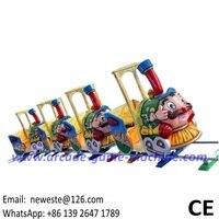 Guangzhou Factory Amusement Park Train Rides For Sale