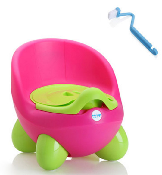 2018 hot selling Lovely egg baby potty chair plastic QQ