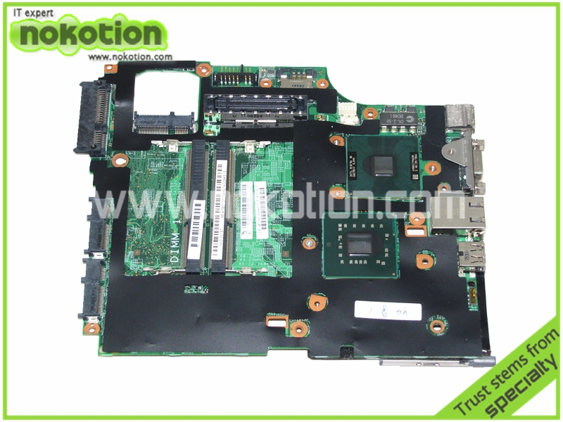 NOKOTION 42W8138 48.47Q01.011 For Lenovo X200 laptop motherboard P8600 GM45 DDR3 Main board Free Shipping free shipping brand original laptop motherboard n43jm for n43jq main board 60 n1hmb1000 c15 n11p gt a1 100