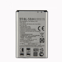 Original High Capacity BL-59JH Battery for LG Optimus F3Q D520 F6 D500 Lucid2 F5 AS870 2460mAh