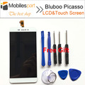 Bluboo Picasso LCD Screen 100% Original Replacement LCD Display+Touch Screen for Bluboo Picasso 4G 5.0inch Smartphone