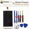 Picasso Bluboo Tela LCD 100% Substituição Display LCD Original + Tela de Toque para Picasso 4G 5.0 polegadas do Smartphone Bluboo