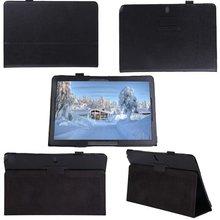 De alta Calidad de Cuero de La Pu de la Tableta Caso Elegante Cubierta Para Samsung GALAXY Tab 10.1 Pro SM-T520 T521 T520 T525 + Stylus pluma