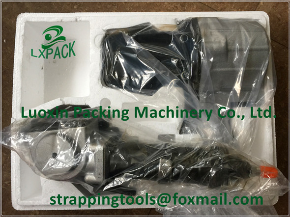 LX-PACK Brand Lowest Factory Price Pneumatic Tensioner for Steel Strapping Steel Strapping Systems Hand Tools only one tensioner lx pack brand lowest factory price cup filling