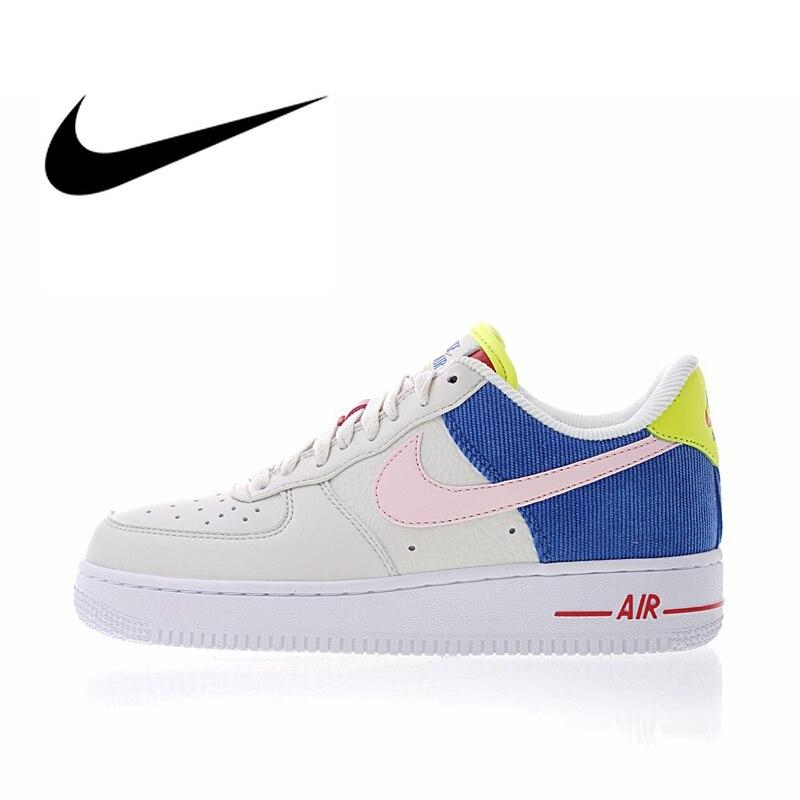 87c0d6ac Original Authentic Nike Air Force 1 Low Premium Men's Skateboarding Shoes  Outdoor Sneakers Athletic Designer Footwear 2018 New