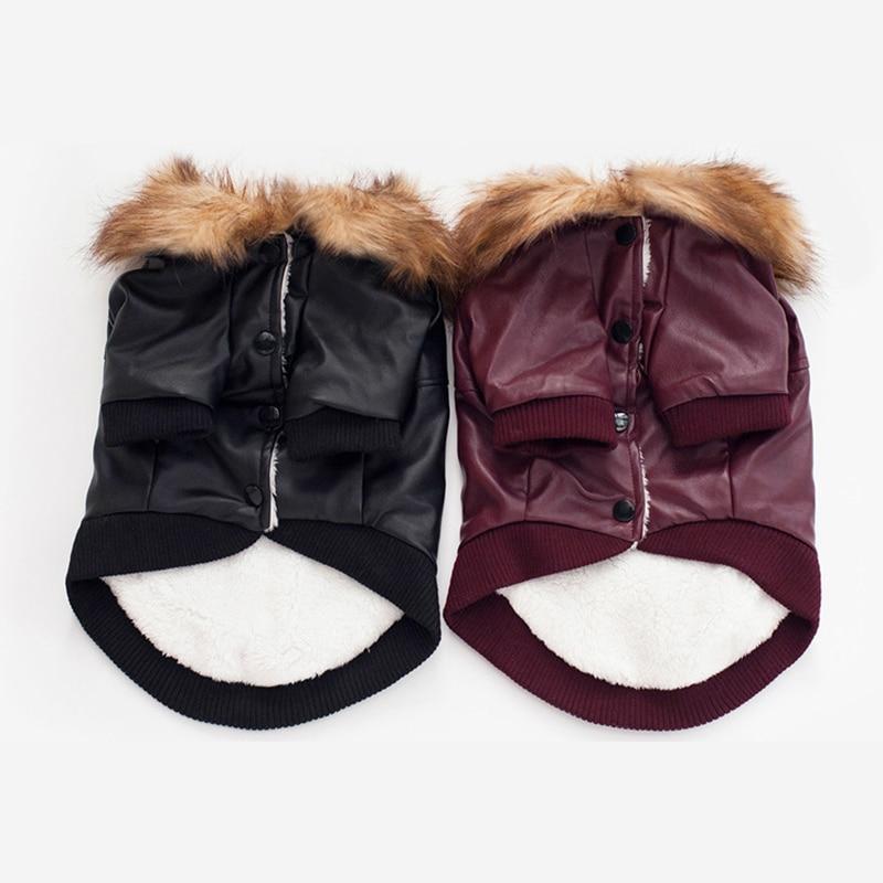Cute Fur collar Jacket | DogsMall-International