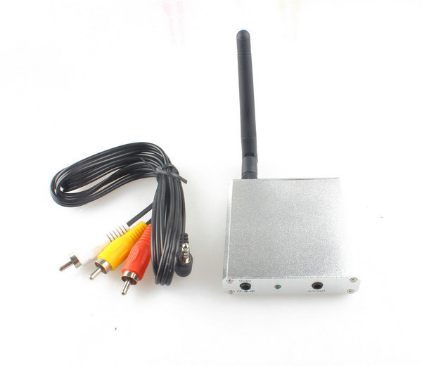 5.8 GHz 16CH Mini récepteur AV sans fil 5.8G (affichage sur TV/moniteur/MP4/DVR, etc) TE708