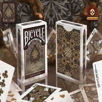 Bicycle Elemental Earth Playing Cards Collectable Poker USPCC Limited Edition Deck Magic Cards Magic Tricks Props