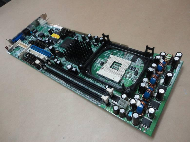 Vactra Industrial Motherboard IPC Board Rocky-4786evg 100% tested perfect quality fsc 1715vn ver b6 ipc board p4 industrial motherboard 100