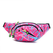 Women chest Bag Unisex Camouflage boys Waist Pack Bicycle Cycling Men Belt Bag Dropshipping hot sale monederos para mujer