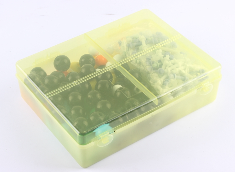 267pcs Molecular Model Set Kit General And Organic Chemistry For School Lab Teaching Research