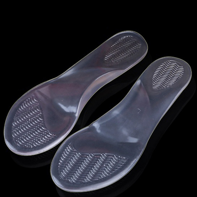 Heel Foot Cushion//Pad 3//4 Insole Shoe pad For Women Orthotic Arch Support CF