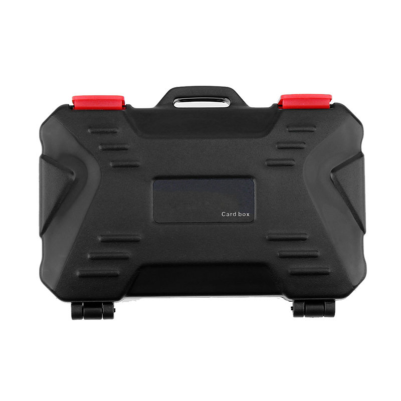 Memory Card Case Holder For 4 CF 8 SD Card SDXC MSPD XD 12 TF T-Flash Storage Box Protector Waterproof Anti-shock Drop IP67 jd коллекция дефолт mc 4 4 фото карта tf cf карты 8 8 чжан xd карты листов