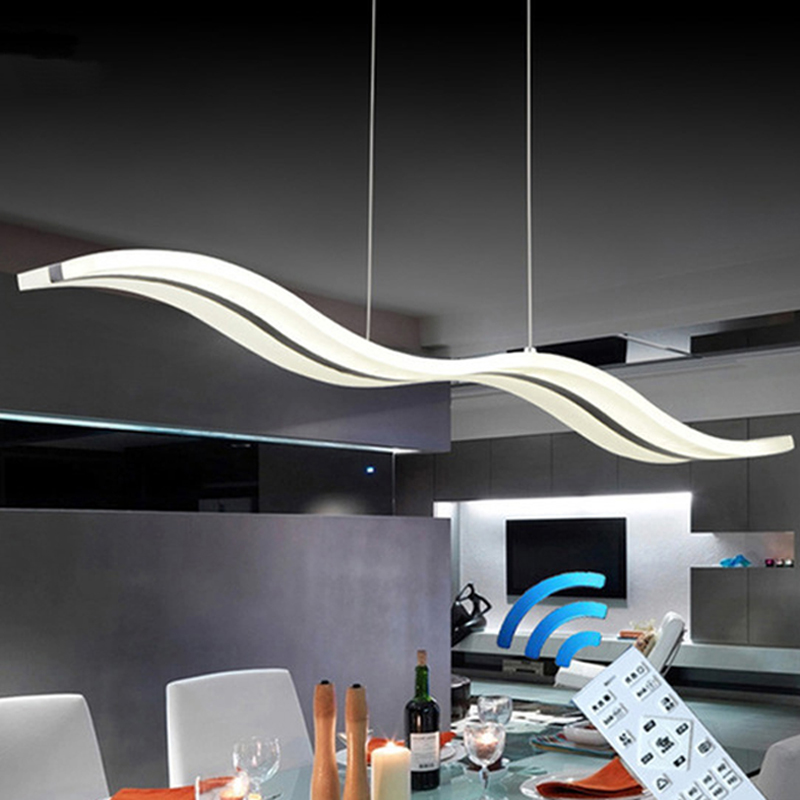 TOP modern pendant lights for dinning room livingroom restaurant kitchen lights AC85-260V luminaire lamparas pendant lamps L98CM 2016 new luminaire lamparas pendant lights modern fashion crystal lamp restaurant brief decorative lighting pendant lamps 8869