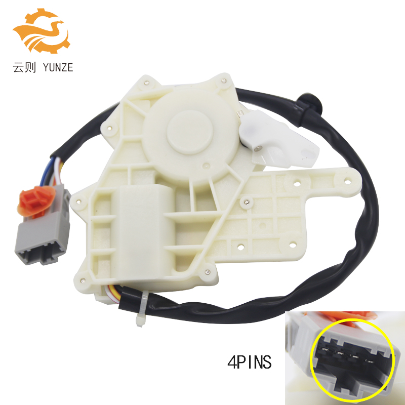 Door Lock Actuator Front Rear Right Passenger Side For 96-00 Honda Civic Coupe