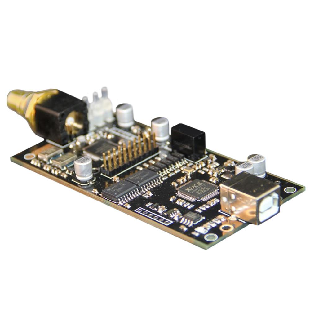 SINGXER F-1 XMOS USB Digital Interface Module With XU208 Chip High End U8 Upgraded Version