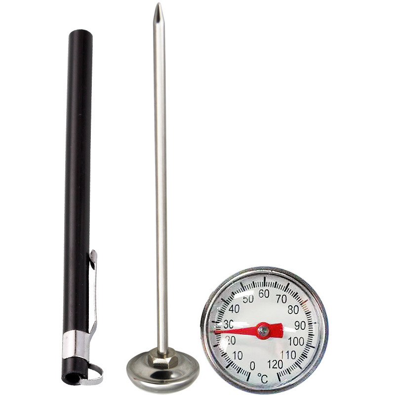Inkbird Waterproof Grill BBQ Meat Thermometer IBT-4XP W//Timer Magnet for Grill Barbecue Thermometers BBQ Oven Smoker,1000mAh Li-Battery